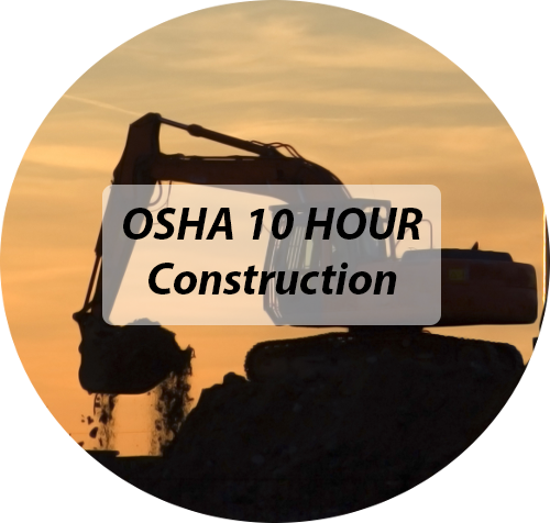 OSHA 10 Hour Construction